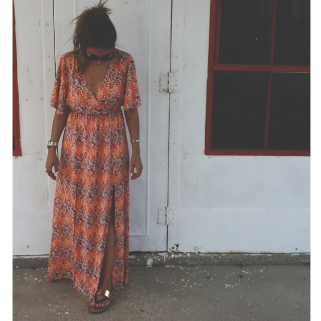 dallas boutique maxi