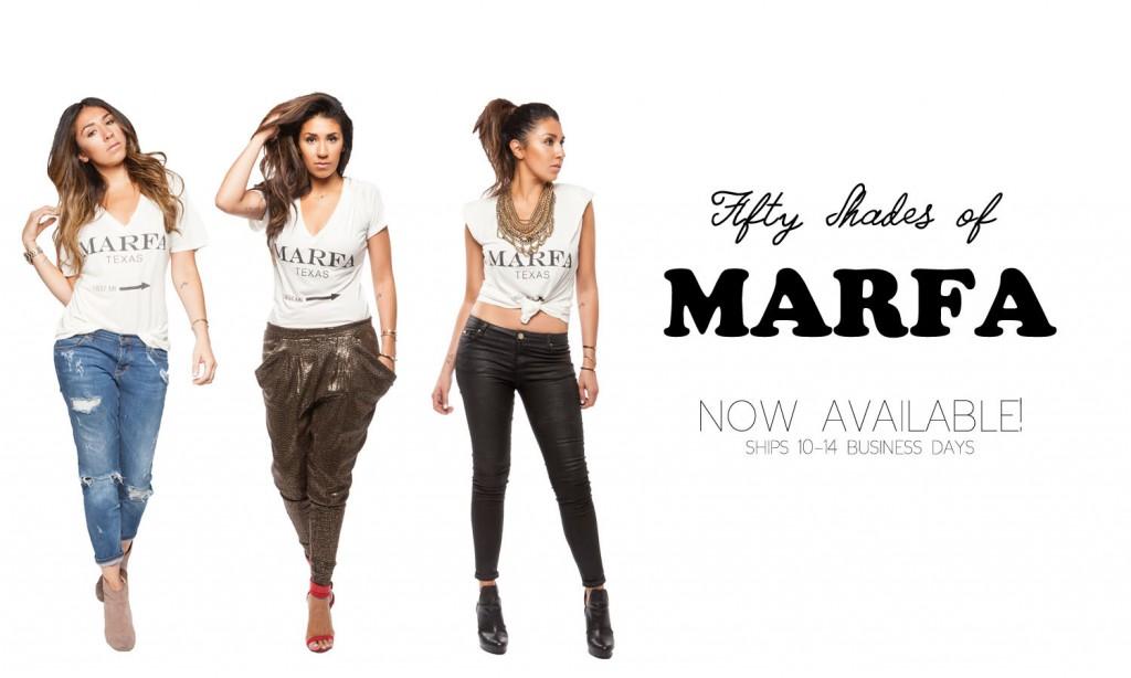 Marfa's Back